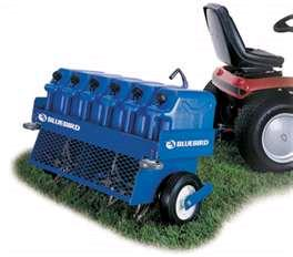 Where to find Aerator 36 Pull Behind Towable Core Lawn in Eden Prairie