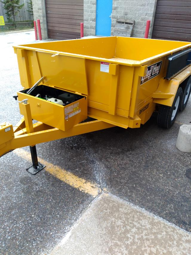 Where to find Trailer Dump 3yd Hydraulic 2  Ball in Eden Prairie