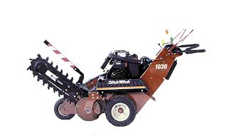 Where to find Trencher, Ditch Witch 1030 30 in Eden Prairie