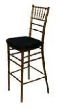 Where to rent BARSTOOL - CHIAVARI w  Cushion in Eden Prairie MN