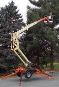 Rental store for JLG BoomLift41  articulating telescoping in Eden Prairie MN