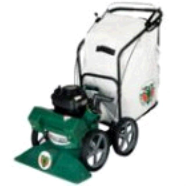 Where to find Lawn Vacuum 5.5hp 27  Outdoor Leaf in Eden Prairie