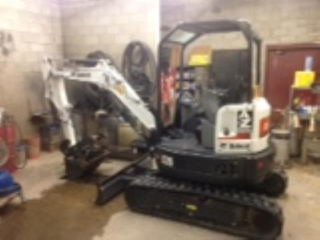 Where to find Excavator Bobcat E26 9 .6  Depth W Thumb in Eden Prairie