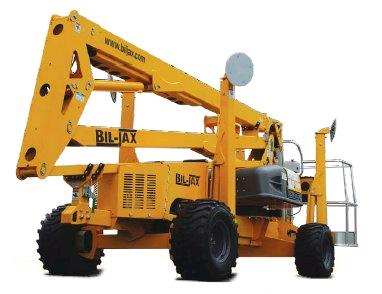 Where to find Boom Lift 51  4Wheel Drive Aerial Bucket in Eden Prairie