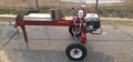 Rental store for Log Wood Splitter 20 Ton Hori Red in Eden Prairie MN