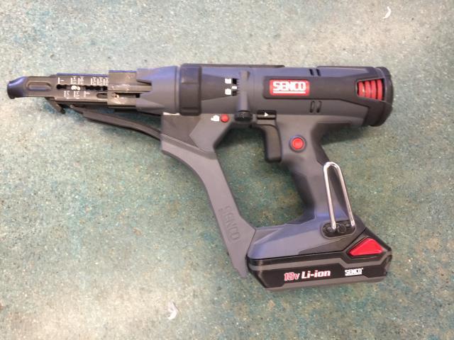 SCREW GUN SENCO 18V AUTO FEED Rentals Eden Prairie MN, Where to Rent