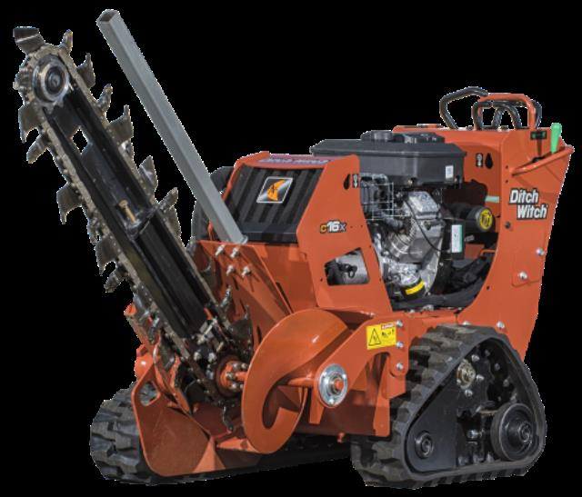 Where to find Trencher, Ditch Witch C16X 36  W  Tracks in Eden Prairie