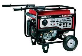Where to find Generator 6500 Watt  40.5A 120  Portable in Eden Prairie