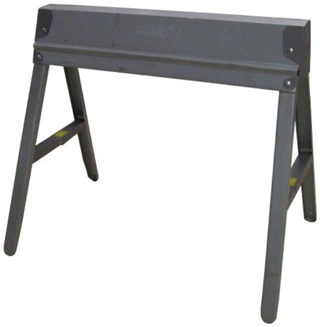 Where to find Sawhorse, Metal  Platform Folding Pair in Eden Prairie