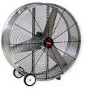 Rental store for Fan Air Mover Large 36  Tiltable Fan in Eden Prairie MN