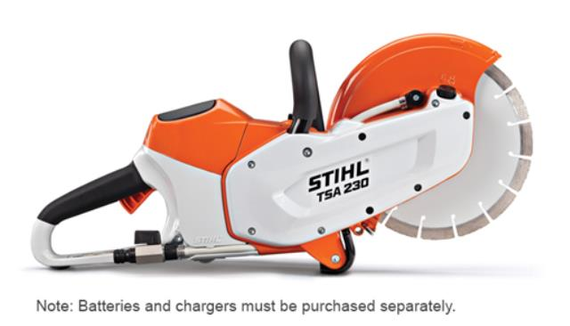 Where to find Concrete Masonry Saw 9  Stihl Battery in Eden Prairie