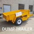 Rental store for Trailer Dump 1yd Hydraulic 2  Ball in Eden Prairie MN